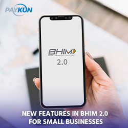 New features in BHIM 2.0