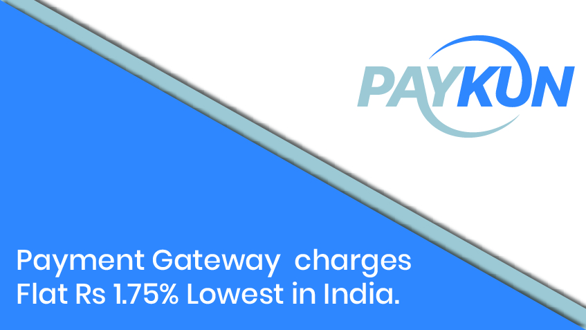payment gateway charges in india