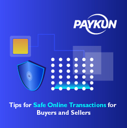 safe online transactions tips