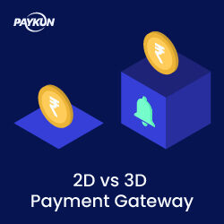 2D and 3D payments