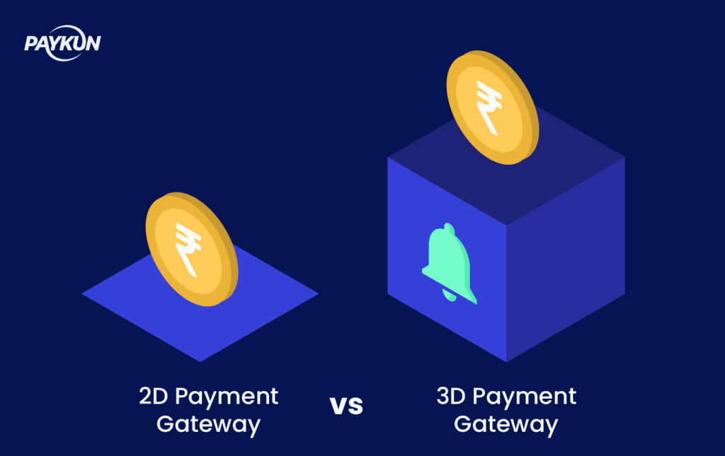 2D and 3D payment gateway