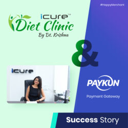 merchant story of iCure Diet Clinic